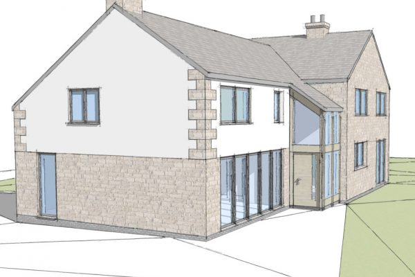 Extension and remodel, Matlock