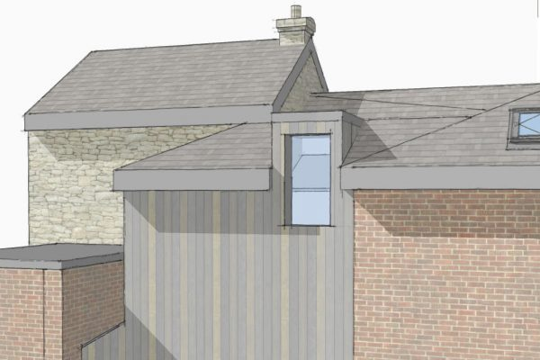 Courtyard Extension, Matlock