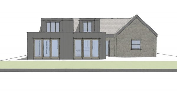 Open Plan Extension, Derbyshire