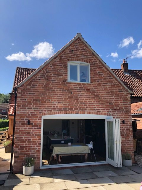 Brick Extension, Nottinghamshire