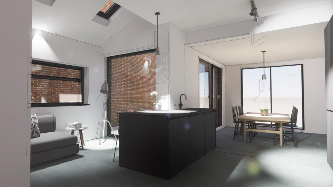 kitchen remodel architect